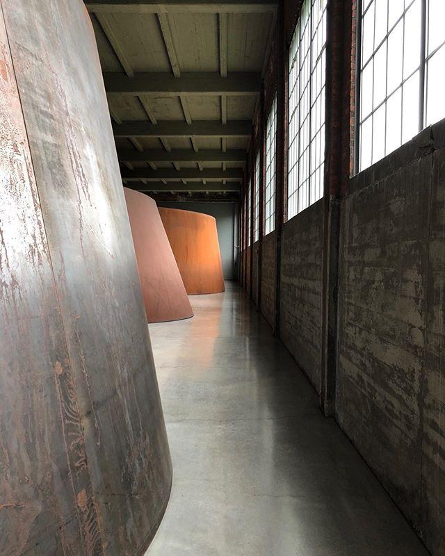 Richard Serra @ Dia:Beacon